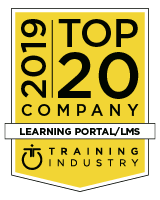 2019 Top 20 Learning Portal/LMS Companies