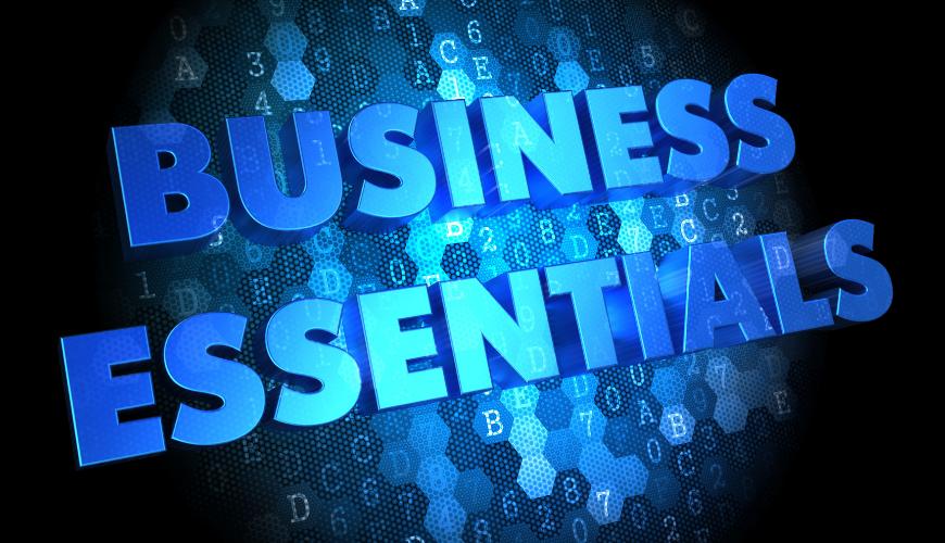 Business Essentials pic