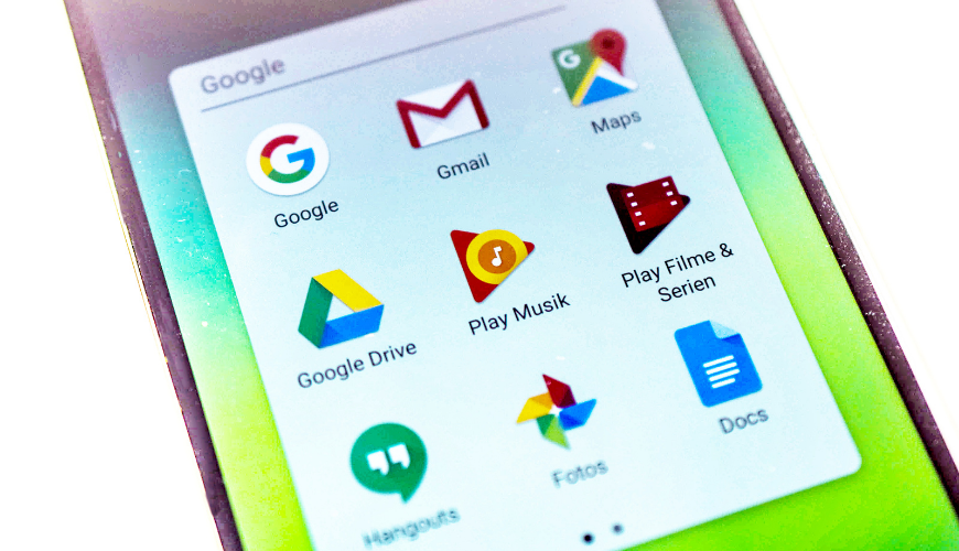 Google Apps Pic