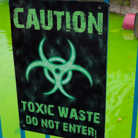 Toxic & Hazardous Materials